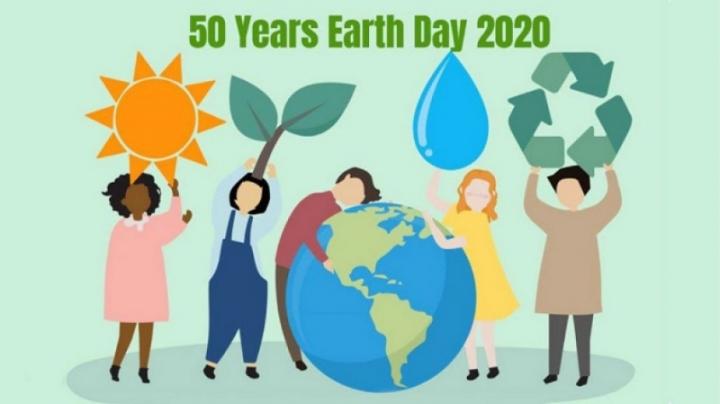 Отбелязваме Деня на Земята за 50-а година