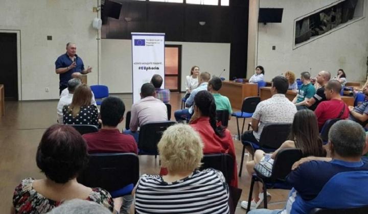 Евродепутатът Цветелина Пенкова стъпи в сърцето на Родопите и в града с нестихващи ресурси - Благоевград