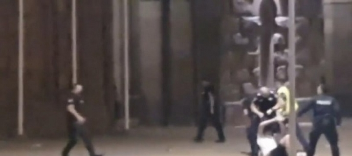 СДВР още мълчи за полицейското насилие над протестиращи