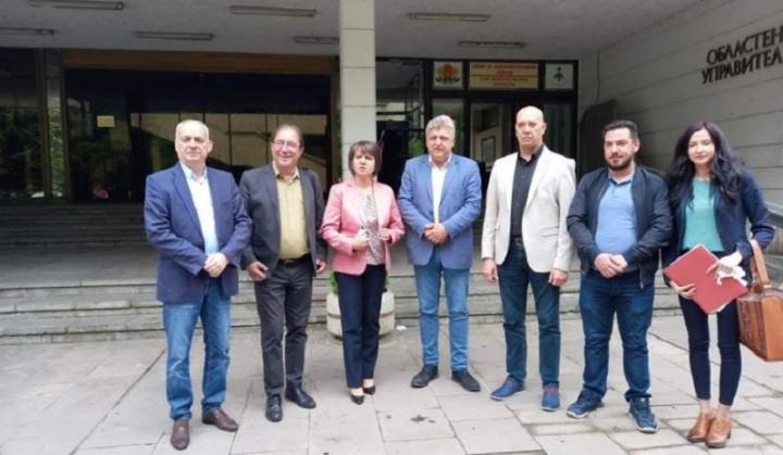 """Манол Генов, водач на листата на """"БСП за България"""" за 17 МИР: Имаме аргументи само за мобилизация и оптимизъм"""