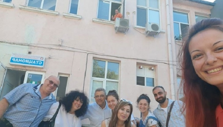 Кметът на Русе празнува рожден ден в болницата