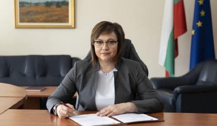 Нинова подписва споразумения с още 6 партии