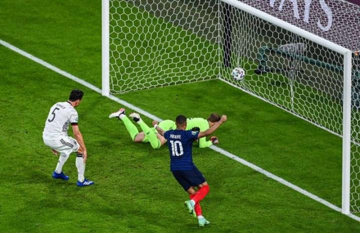 Франция срази Германия в Мюнхен