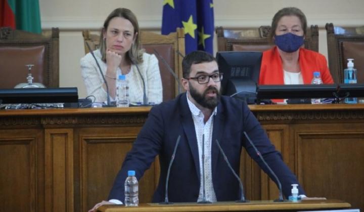 По искане на БСП Младен Маринов отпадна от комисията за разследване на насилието от МВР на протестите миналата година