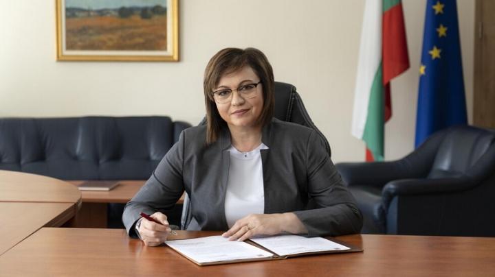 Корнелия Нинова: Промяната на тези избори е възможна, но трябва да бъде гарантирана