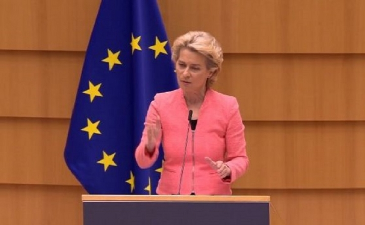 Урсула фон дер Лайен: ЕК ще спира парите на корумпирани държави