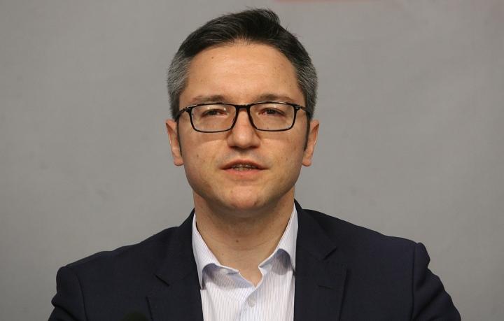 Кристиан Вигенин е новият зам.-председател на Народното събрание