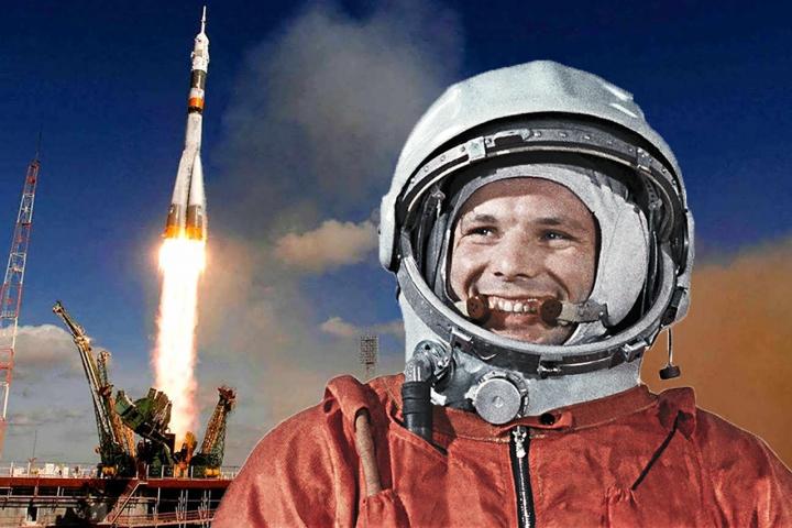 На днешния ден преди 86 години е роден първия космонавт Юрий Гагарин