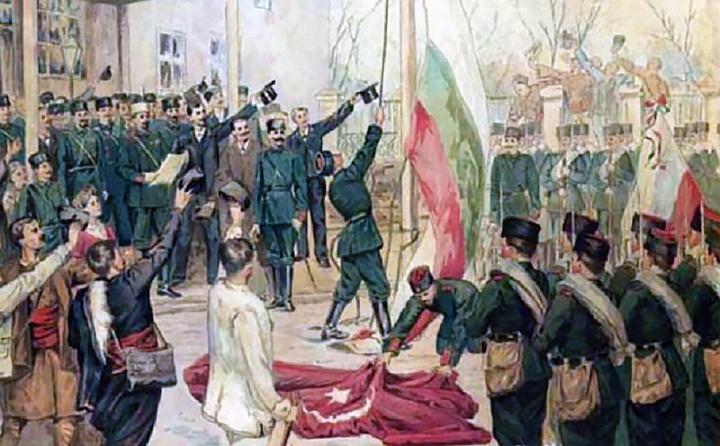 6 септември 1885 - Съединението на България - една от най-паметните дати в българската история.