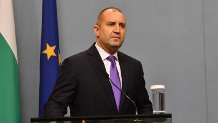 Президентът Радев разпуска парламента в четвъртък, 16 септември