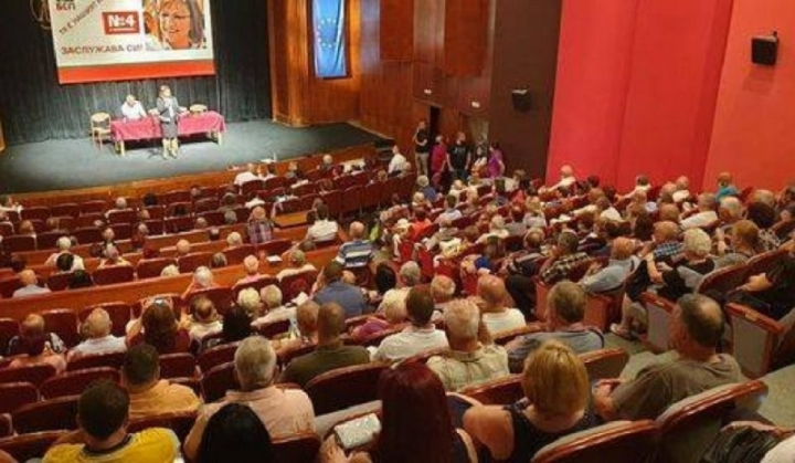 Корнелия Нинова в Бургас: Препълнените зали в цялата страна са най-голямото доказателство за честния вот