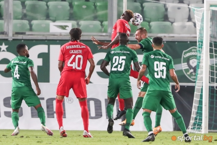 Лудогорец приключи безславно участието си в Шампионската лига и през този сезон