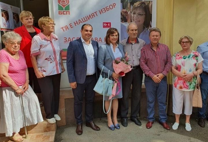 проф. Радослав Гайдарски: Корнелия Нинова съживи партията