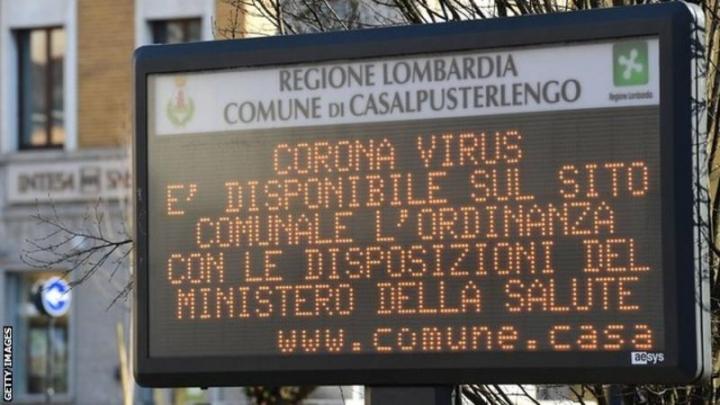Интер срещу Сампдория е сред отложените заради коронавируса мачове от Серия А. Реваншът Интер - Лудогорец засега не е отложен