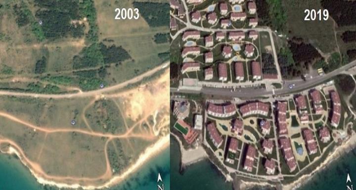 Бетонофрения - вижте черноморския ни бряг преди и сега (СНИМКИ)