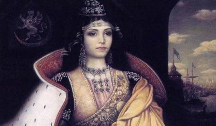 Коя е последната царица на Волжка България?