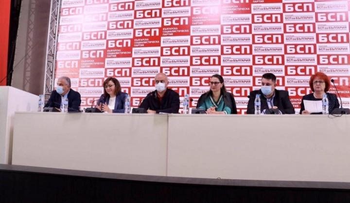 Корнелия Нинова мобилизира партията за предстоящите избори с организационна реформа