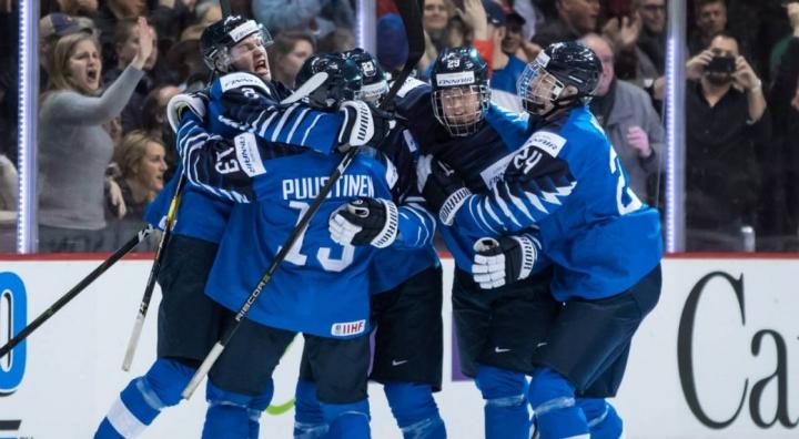 Финландия детронира световния шампион по хокей