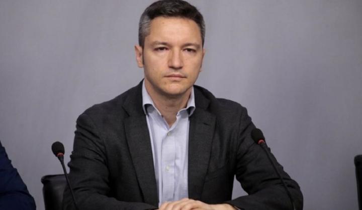 Кристиан Вигенин: За БСП първата и основна задача е да бъде прерязана връзката между държавата и партията ГЕРБ