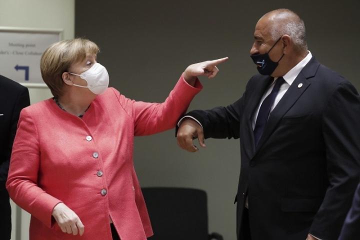 Kronen Zeitung: Меркел гледа към София с безпокойство