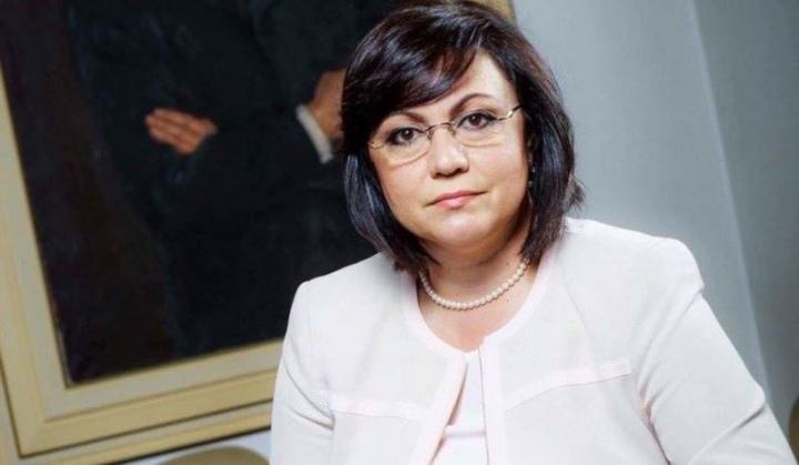 Корнелия Нинова: Подкрепяме исканията на медицинските работници. Внасяме ги като закони
