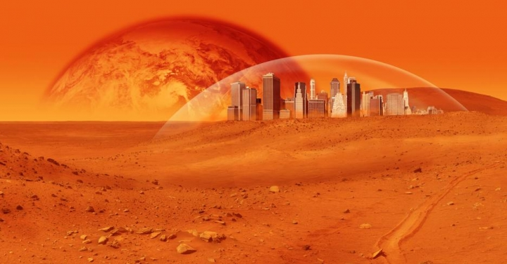 """Марсоходът на НАСА """"Кюриосити"""" е открил в атмосферата на Марс високо съдържание на метан"""
