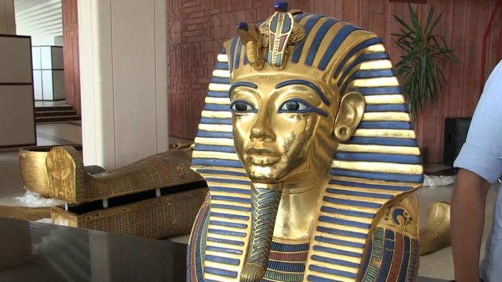 """За първи път у нас гостува експозицията """"Тутанкамон - една недовършена любовна история"""""""