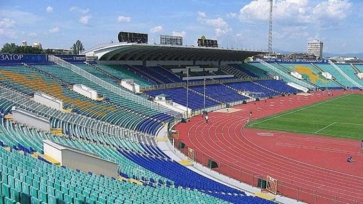 Четири са вариантите за нов терен за национален стадион