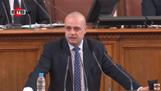 Христо Проданов: Без значение кой от коя партия e - ние сме тези, които трябва да браним авторитета на парламентаризма /ВИДЕО/