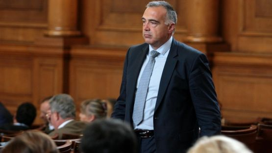 Антон Кутев: Спирането на работа на Народното събрание е престъпление срещу държавността