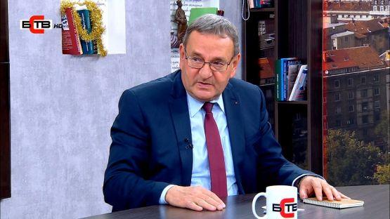 """""""Актуално от деня"""" с Александър Симов (11.12.19), гост: Милко Недялков, депутат от БСП"""