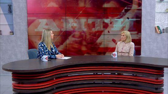 """""""АНТИДОТ"""" (17.06.2020), гост: Смиляна Нитова, депутат от БСП Хасково"""