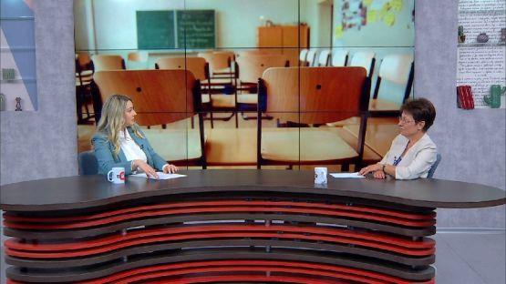 """""""Антидот"""" с Юлия Ал-Хаким (07.05.2020), гост: Ирена Анастасова - депутат от БСП, зам. председател на Комисията по образование"""