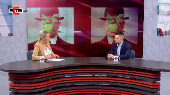 """""""АНТИДОТ"""" (10.09.2020), гост: ГЕОРГИ ВУЛДЖЕВ, главен редактор на ЕКИП"""