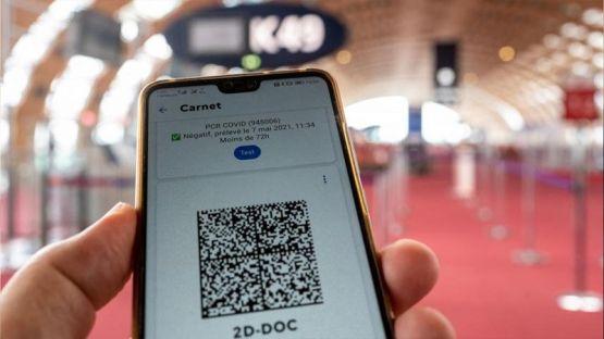 Пропуски с QR кодове в Брюксел