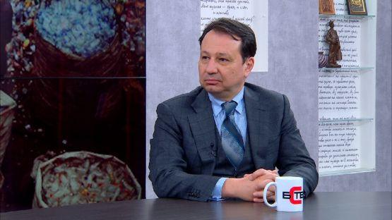 Антидот с Юлия Ал-Хаким (21.01.2020), гост: Юлиан Войнов, финансист