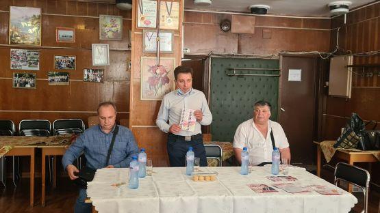 """Димитър Данчев: """"Грижата за възрастните хора трябва да е ефективна и навременна"""""""