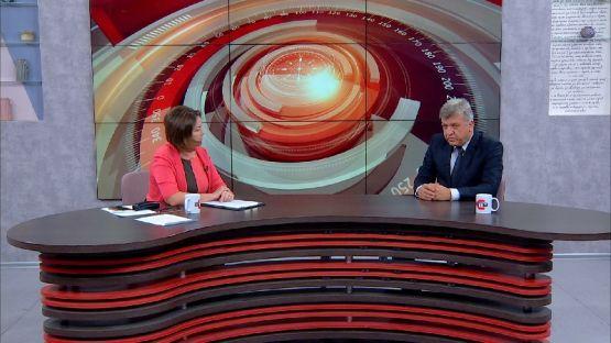 """""""Актуално от деня"""" с водещ Нора Стоичкова (21.01.2020), гост: МАНОЛ ГЕНОВ"""