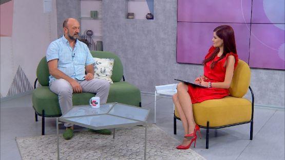 Нашият следобед с БСТВ (17.09.2020), гост: Людмил Стефанов, Психотерапевт