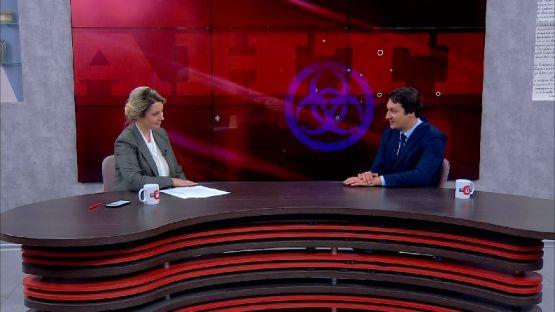 """Антидот с Юлия Ал-Хаким (20.01.2020), гост: Крум Зарков, зам.-председател на ПГ на """"БСП за България"""""""