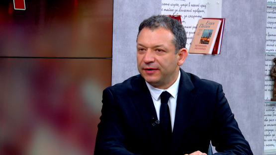 """""""Лява политика"""" с Александър Симов (10.03.2020), гост: Димитър Гърдев - международен анализатор"""