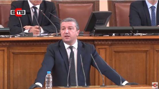 Драгомир Стойнев: Да се възстанови парламентарният контрол, за да има реален контрол върху действията на правителството /ВИДЕО/