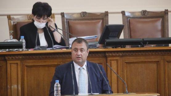 Иван Иванов: Промените в Закона за МВР предвиждат дублиране на функции и опасност от конкуренция между служби. Това е недопустимо