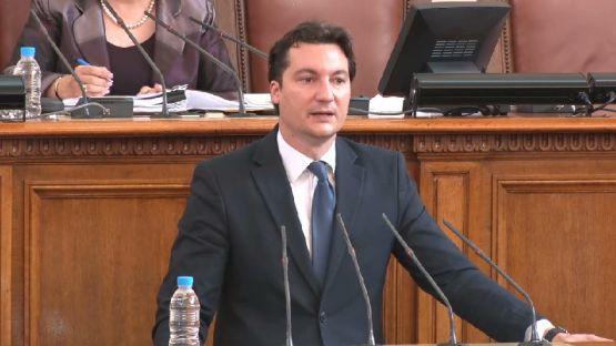 Крум Зарков: Народното събрание не може да страни от дебата за действията на прокуратурата