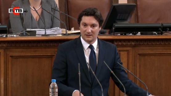 Крум Зарков: Настоявахме за различен орган за борба с корупцията
