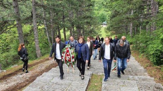 Корнелия Нинова: Ботев остава вечен в сърцето и ума на всеки българин