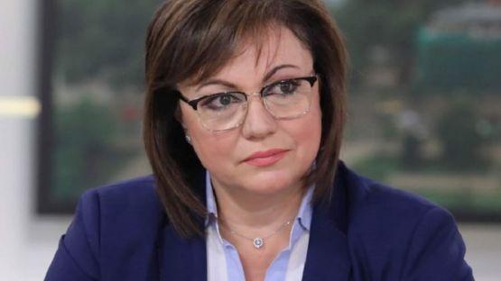 Корнелия Нинова: Италия удължава извънредното положение до 12 април, а управляващите искат в България да е до 13 май