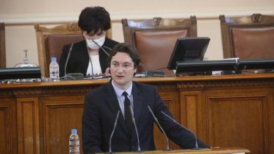 Крум Зарков: България продължава да има тежки проблеми със съдебната си система