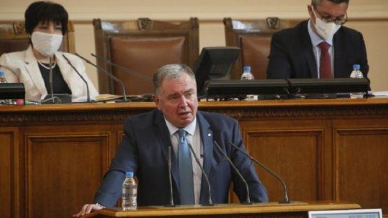 Георги Михайлов: Министерският съвет се опита да избяга от отговорност /ВИДЕО/