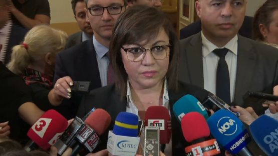 Корнелия Нинова: Лъжа е информацията, че аз и премиерът сме се договаряли за субсидиите